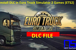 How to Install DLC in Euro Truck Simulator 2 Games (ETS2)