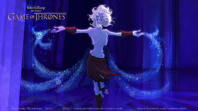 """Si """"Game Of Thrones"""" hubiera sido hecho por Disney"""