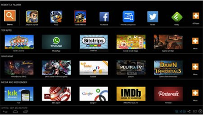 Bluestacks filehippo features
