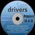 تحميل اسطوانة تعاريف لجميع انواع الطابعات SamDrivers Printers 11.4.11