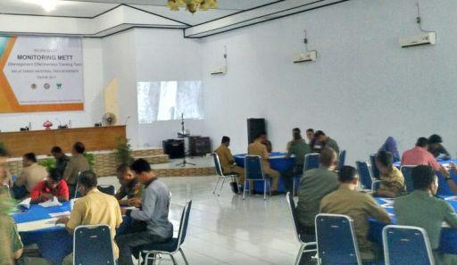 TN. Takabonerate Selayar Dan WCS, Laksanakan METT 2017