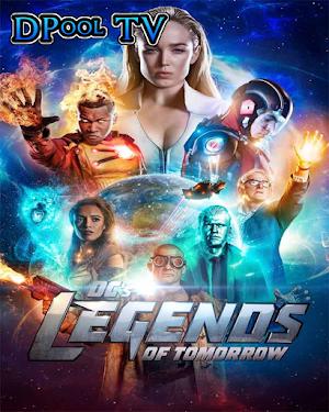 Legends of Tomorrow Serie Completa Latino MEGA