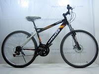 1 Sepeda Gunung BESTFRIEND TANGO 18 Speed Shimano 26 Inci