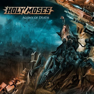 Holy Moses - Through Shattered Minds (live at Wacken)