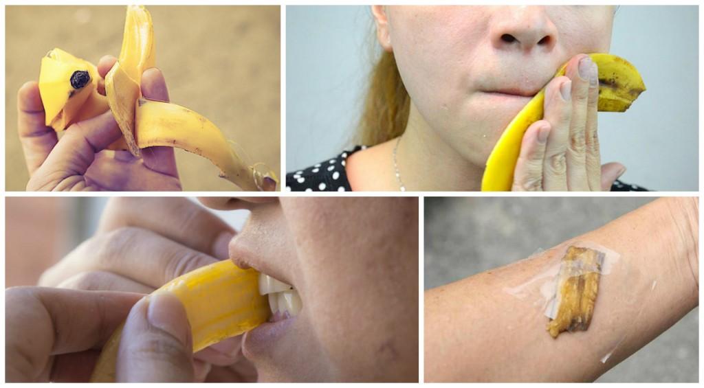 Never Throw Away The banana Peel!