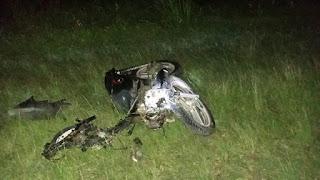 Fallece un joven de Florencia en accidente entre motos