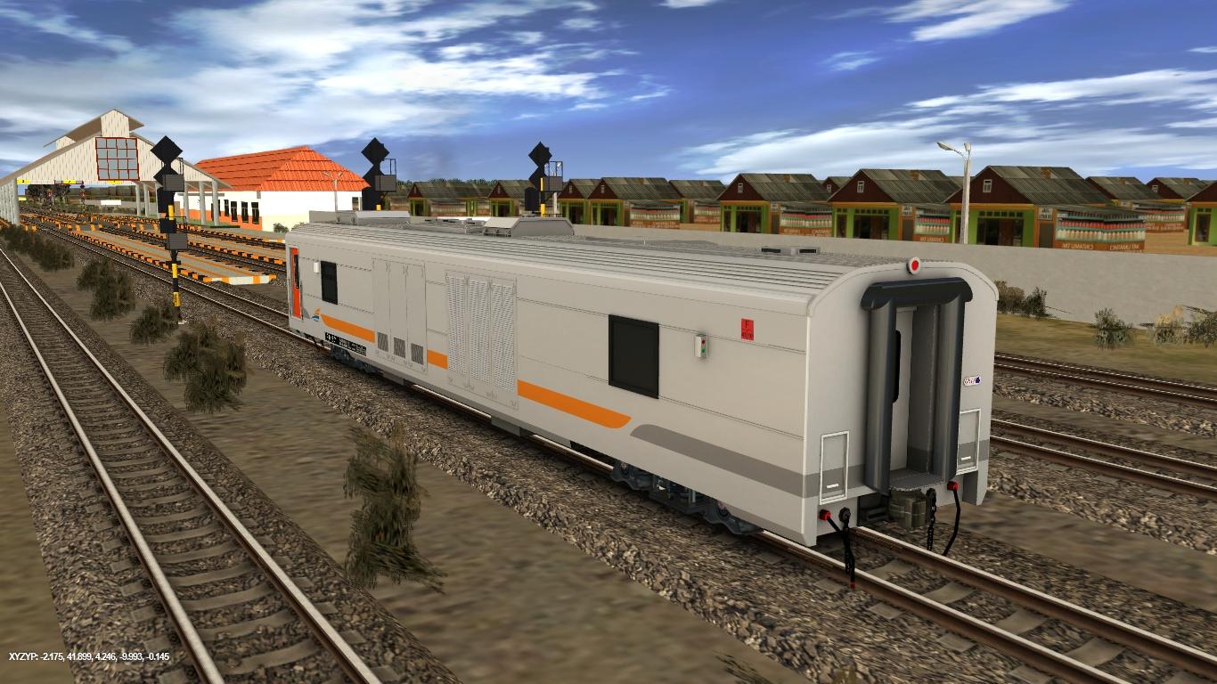 POWER TRAIN - GETA Production