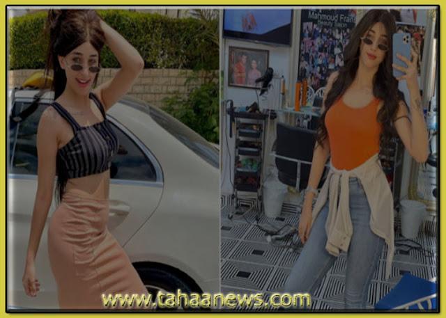 منار سامي،فتاة تيك توك،فتاة تيك توك منار سامي،Manar Samy