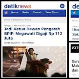 Publik Geram! Utang Meroket, Duit Negara Buat Gaji Megawati Rp 112 Juta