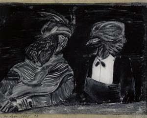 Na Caixa - Paul Klee - (Expressionismo) Suíço
