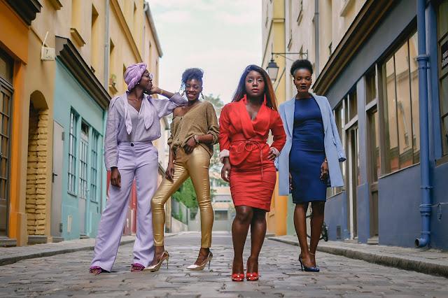 look monochrome femme 2018 olori