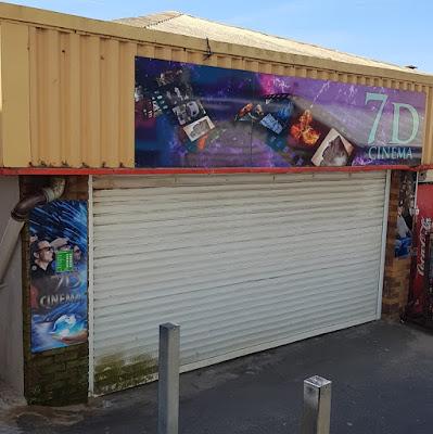 7D cinema in Porthcawl