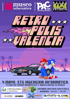 Retrópolis Valencia 2019