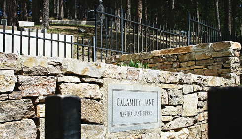 calamity jane deadwood south dakota