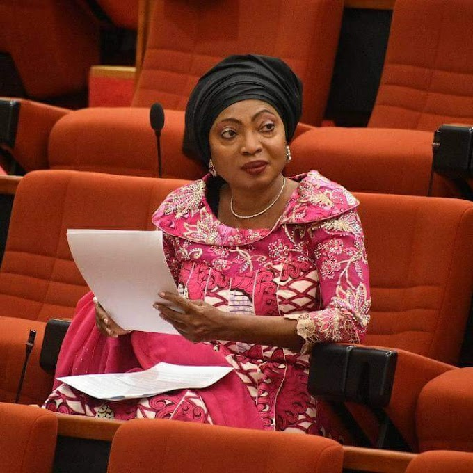 CHRONICLES OF Senator Rose Oko