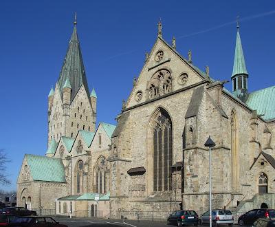 La Catedral de Paderborn