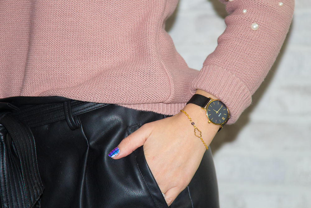 look - montre - cluse - aunaturelle - bracelet