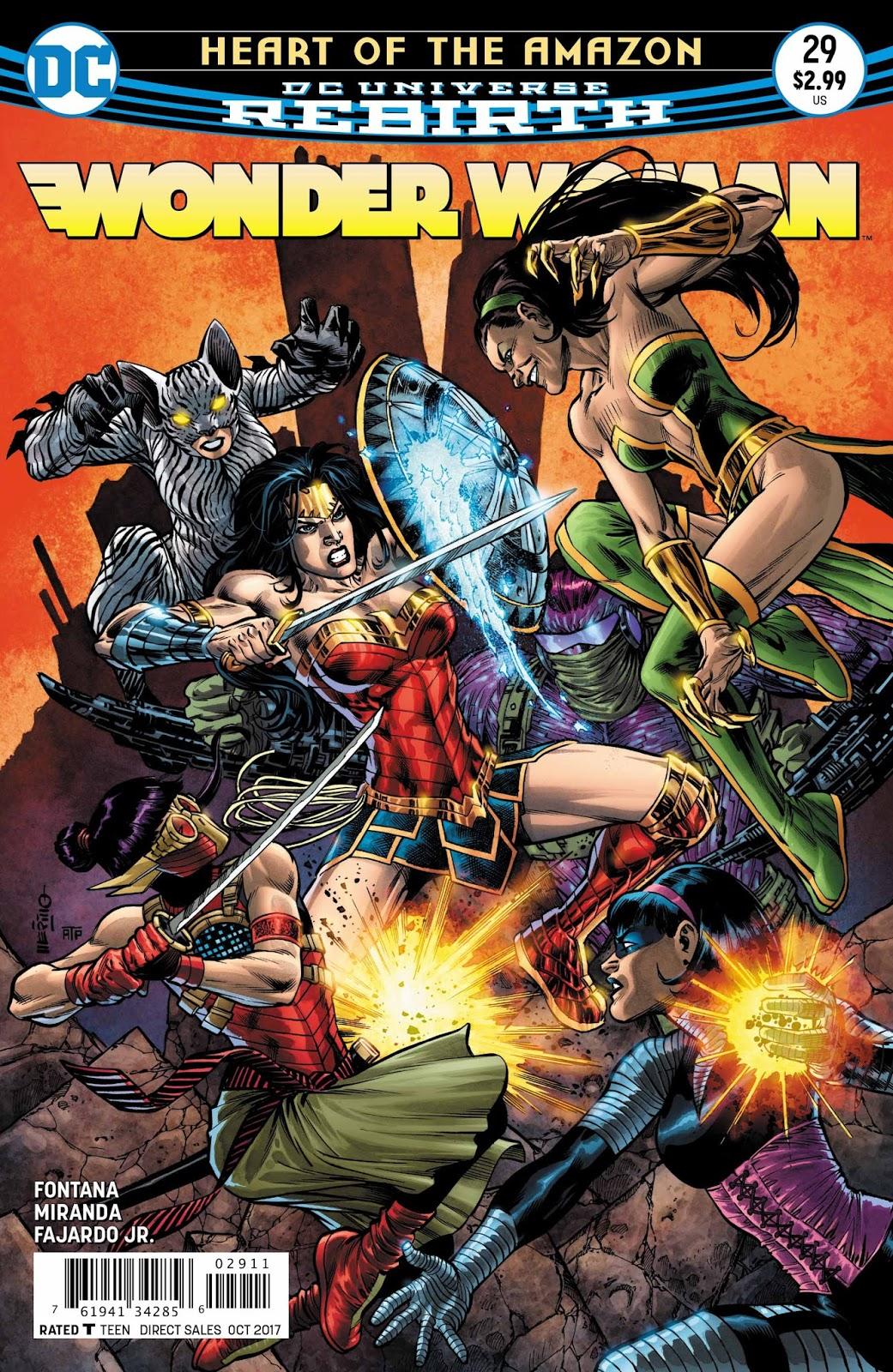 Weekly Wonder Woman: Wonder Woman #16, Batman 66 Meets