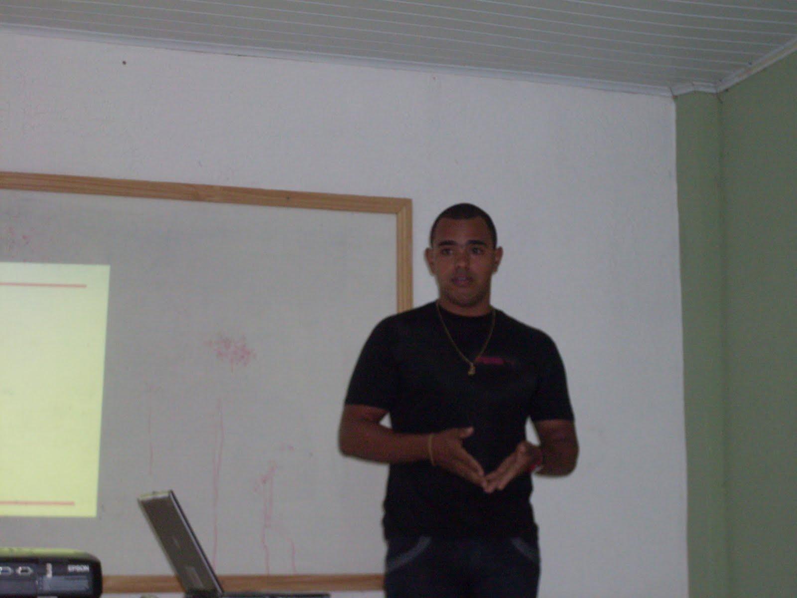 C E Constantino Fernandes Palestra Motivacional