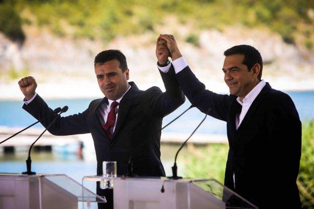 Αγνόησαν τον λαό σε Σκόπια και Αθήνα, μετράμε τις συνέπειες