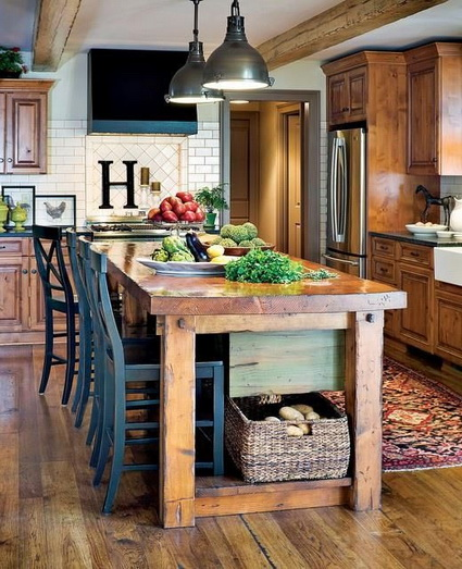 Kitchens with island 8