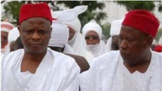 Labaran siyasa : An yi wa Kwankwasiyya tawaye a Kano