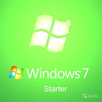 Download Windows7 Starter Untuk Netbook | 32 Bit