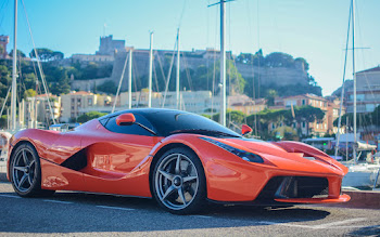 Wallpaper: Ferrari LaFerrari