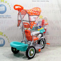family rio baby tricycle