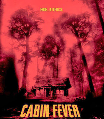 Poster Of Cabin Fever (2002) In Hindi English Dual Audio 300MB Compressed Small Size Pc Movie Free Download Only At worldfree4u.com