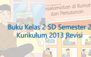 Buku Tematik Terpadu Kelas 2 SD Kurikulum 2013