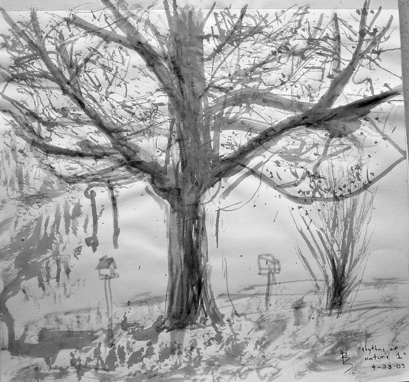 Most Beautiful Drawing In The World: How To Draw A Tree