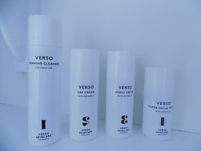 Verso Skincare 1 2 3 4 review