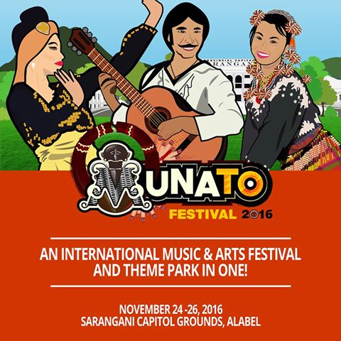 MunaTo Yesterland & MunaTo Music and Arts Festival 2016