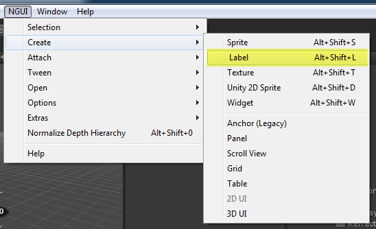 The Unity 3D Trenches: Unity 3D: How to Create a Simple Pop