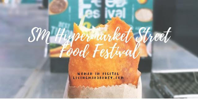 Ilocos Empanada at SM Hypermarket Street Food Fest