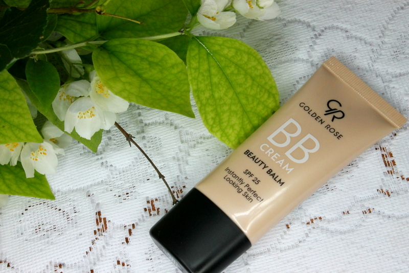 golden rose BB cream Light