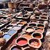 Le cuir de Fes et de Marrakech, le vrai cuir Marocain