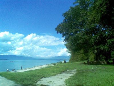 Keindahan Danau Toba dari Lumbanbulbul, Balige ~ Alam ...