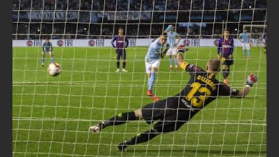 Cadangan Barca kalah, Atletico gagal meraih tempat ke-2