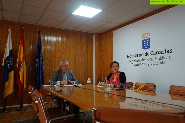 Sebastián Franquis pide la implicación de los cuatro ayuntamientos más poblados de Canarias para impulsar la construcción y rehabilitación en el nuevo Plan de Vivienda