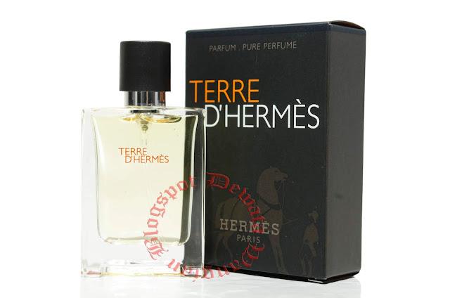 Terre D`Hermes Parfum Mini Perfume