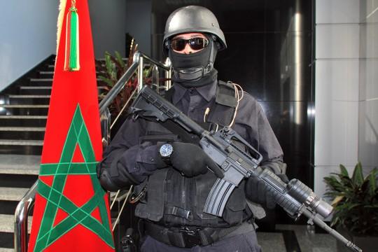Trois Marocains condamnés à 5 ans de prison pour terrorisme