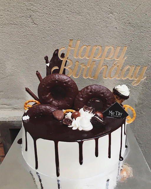 Bánh sinh nhật trên facebook, bánh sinh nhật đẹp trên facebook
