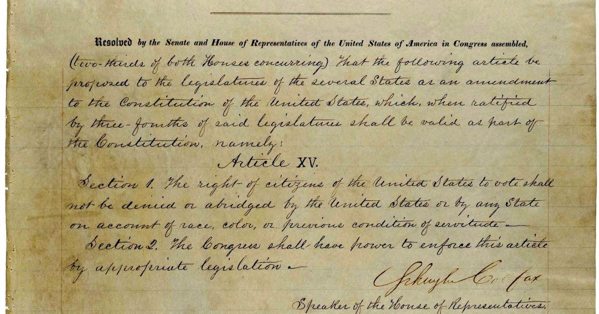 14th amendment essay