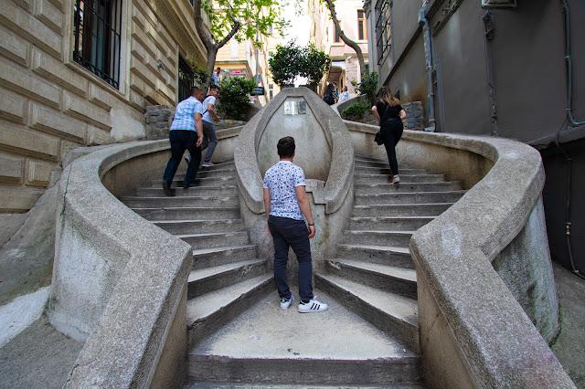 Scala di Kamondo-Istanbul