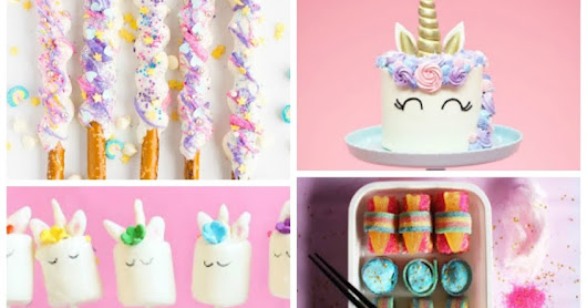Unicorn recipes