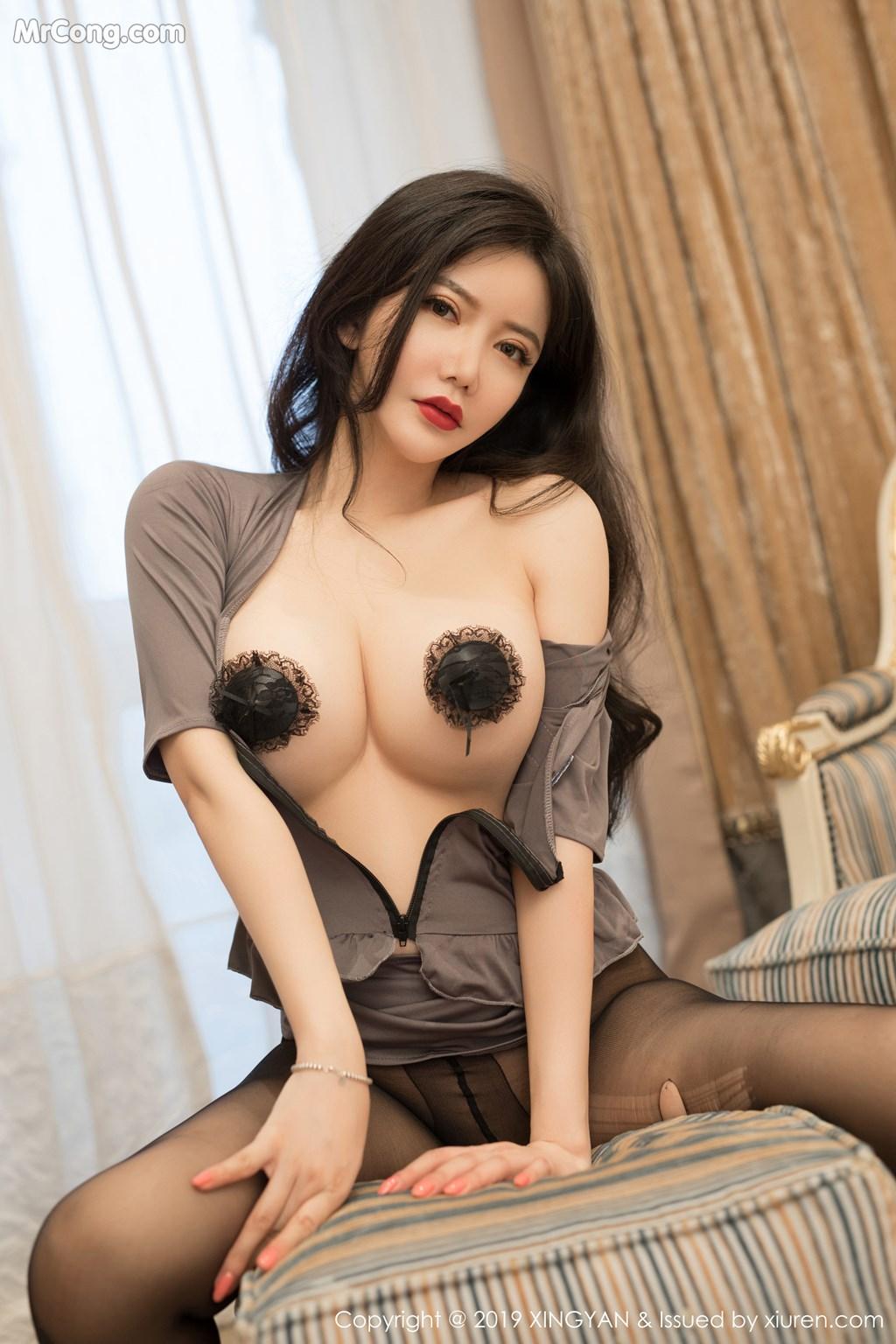 Image XingYan-Vol.123-MrCong.com-018 in post XingYan Vol.123: 心妍小公主 (47 ảnh)