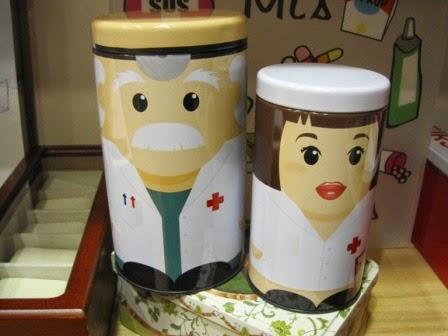 Botes medicinas botiquín doctor