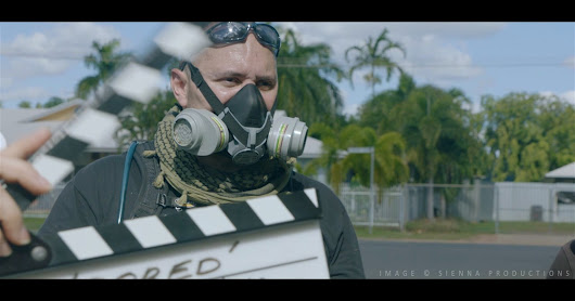 "Shooting ""Cored"" - A Zombie Feature"